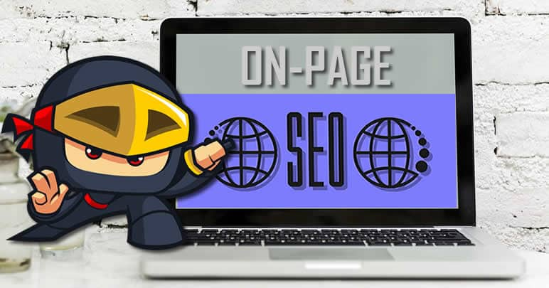 ON PAGE SEO Featured Image
