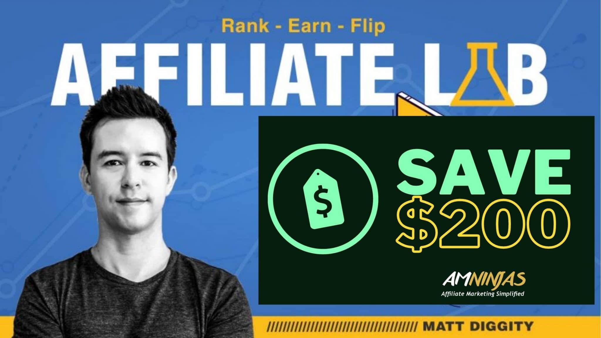 affiliate lab discount